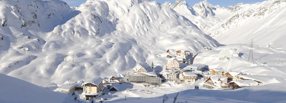 St. Anton am Arlberg Slider