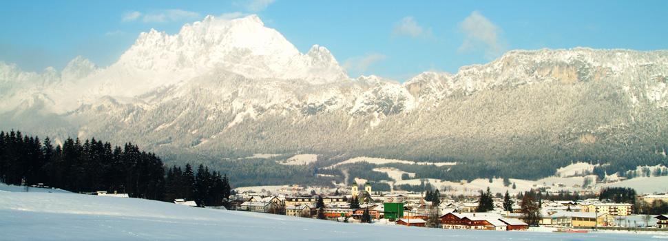 St. Johann in Tirol Slider
