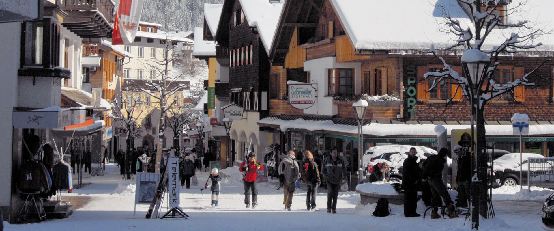 Ski Hire St Anton Hervisrent